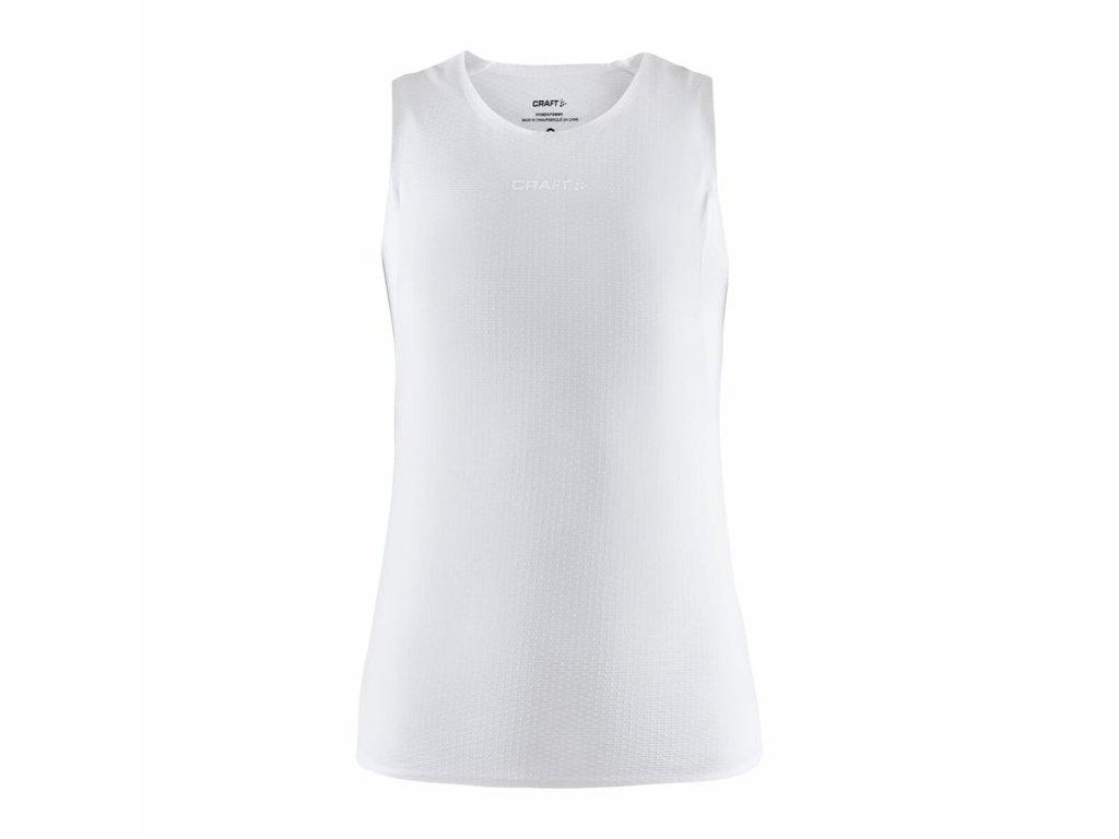 dámský nátělník CRAFT PRO Dry Nanoweight bílá 1