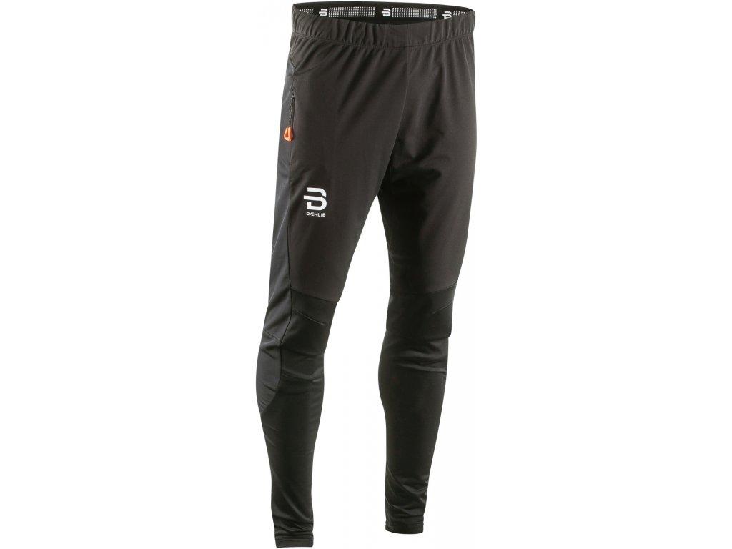 Běžkařské kalhoty Bjorn Daehlie FLOW 332038 99900 black
