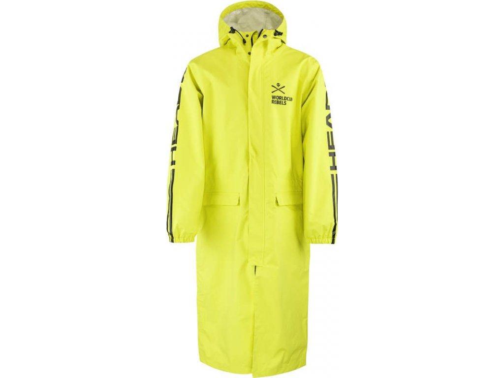 head rain coat men yellow 1