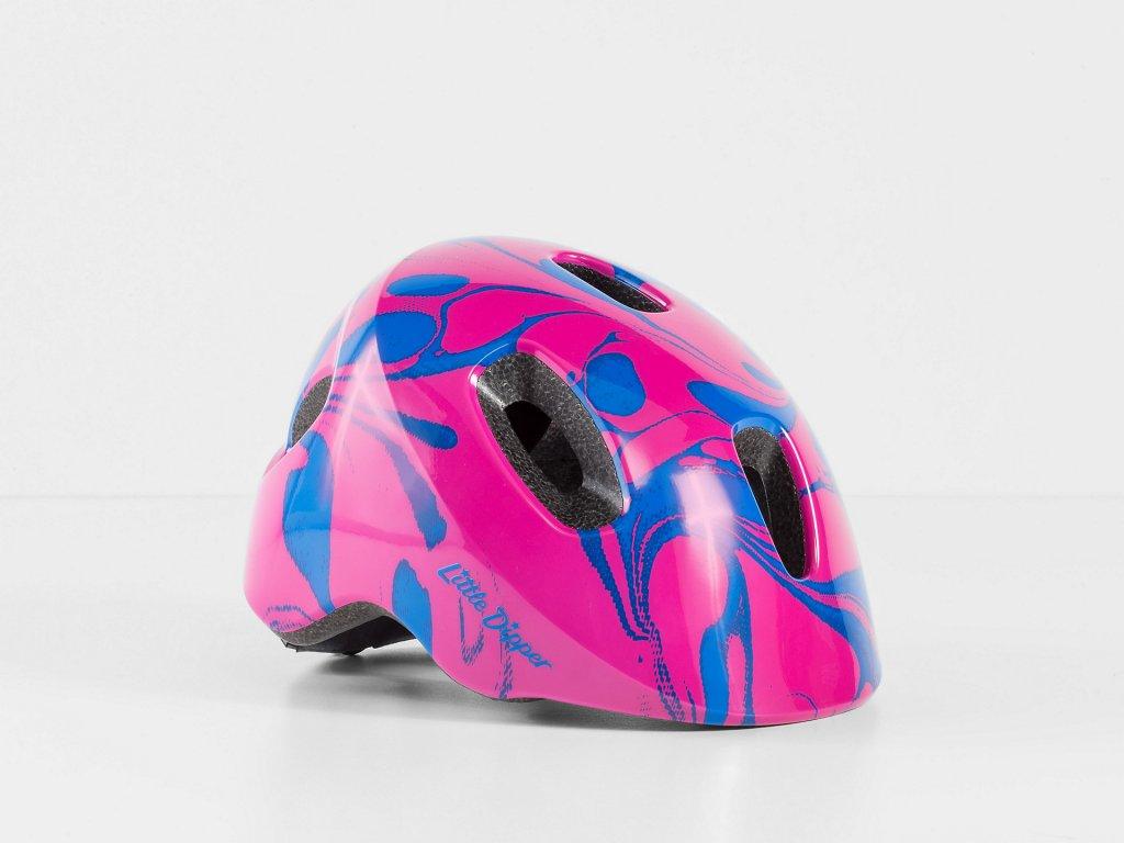 Cyklistická přilba Bontrager Little Dipper 592981