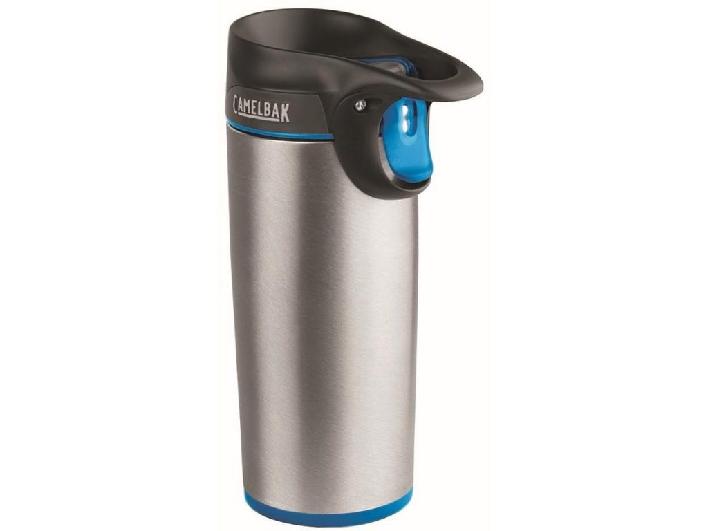 Láhev Camelbak Forge Vacuum 12 Blue Steel 400ml