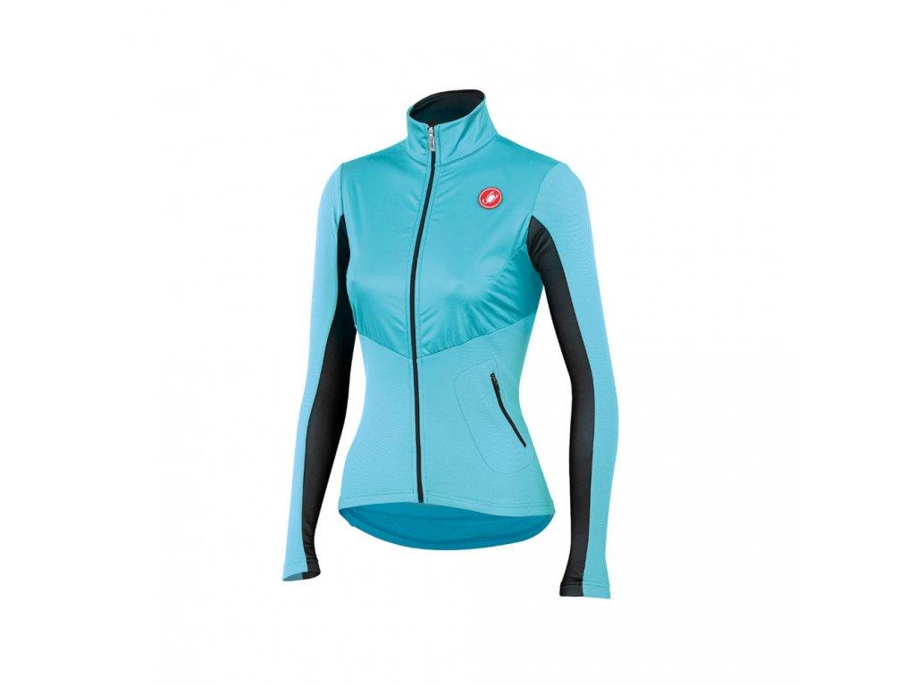 Cyklistický dres Castelli Illumina FZ