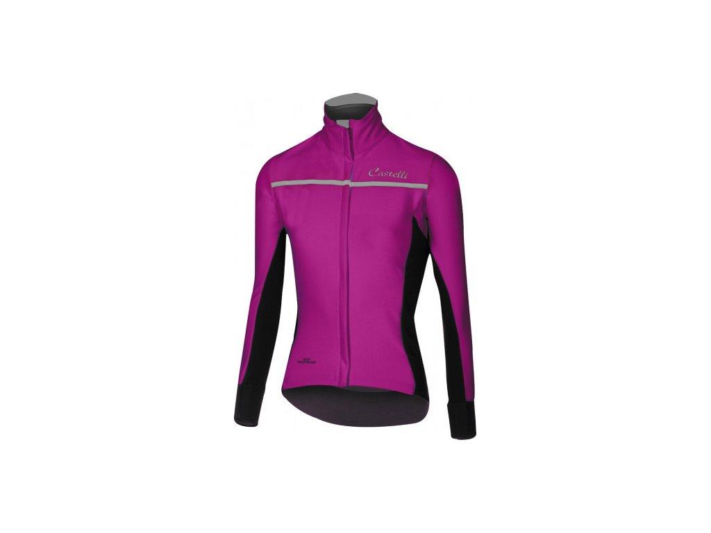 Cyklistický dres Castelli Trasparente 3 W FZ