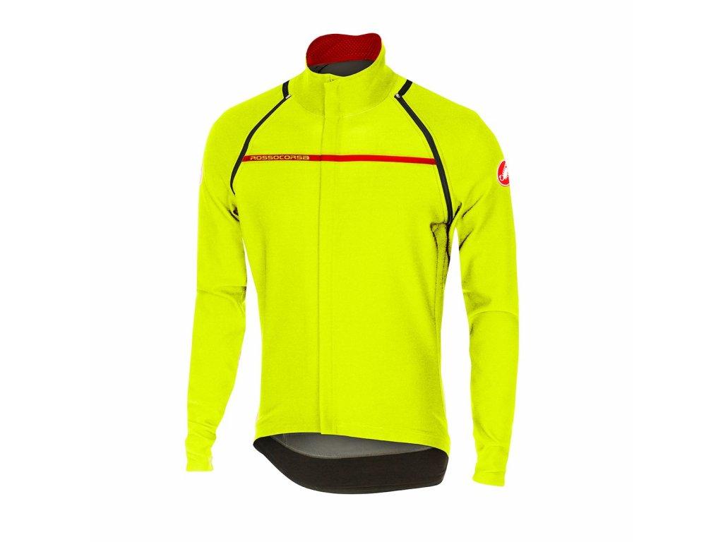 Cyklistická bunda Castelli Perfetto Convertible
