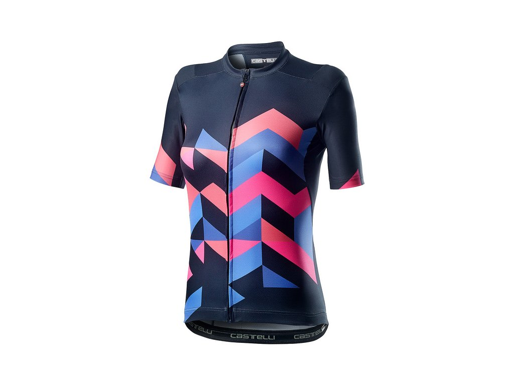 Cyklistický dres Castelli Unlimited W