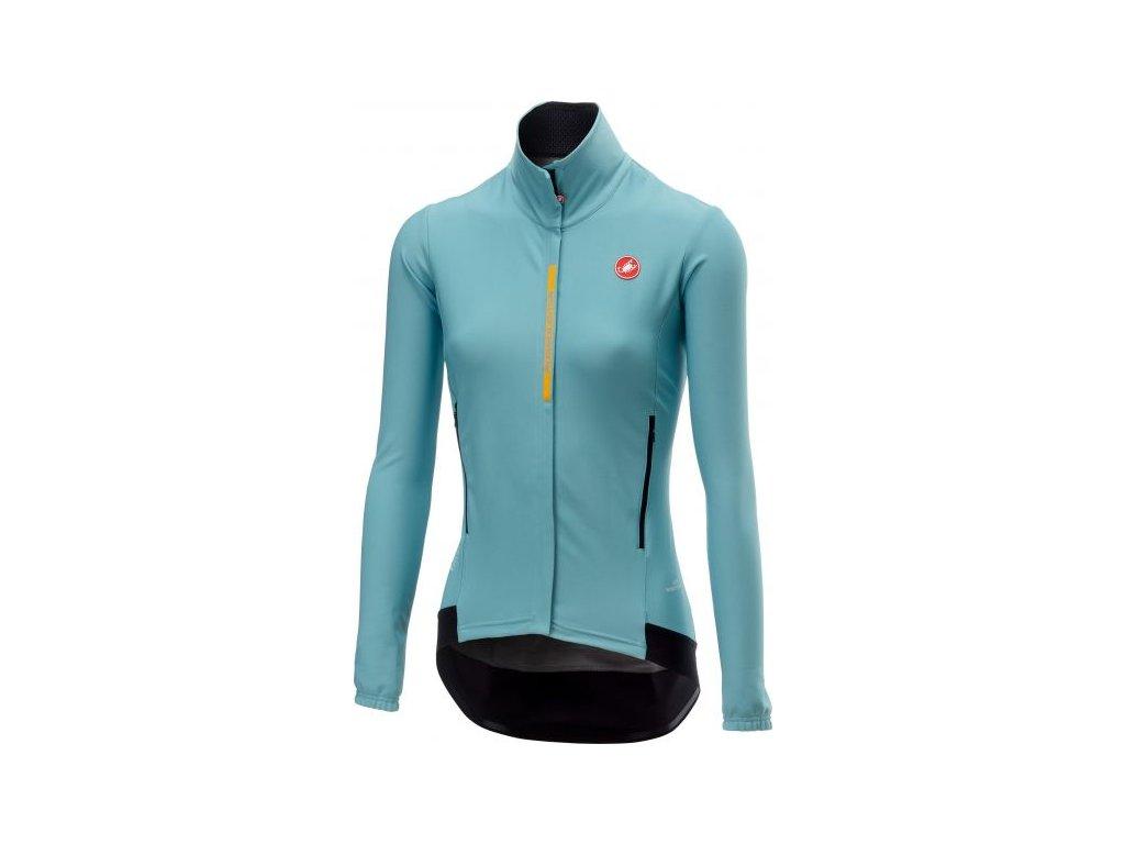 Cyklistická bunda Castelli Perfetto W Long Sleeve
