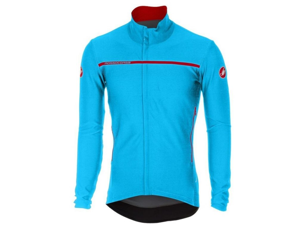 Cyklistická bunda Castelli Perfetto Long Sleeve