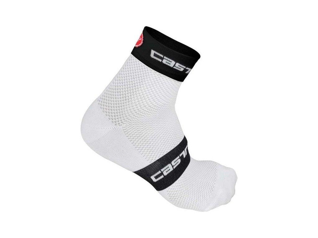 Cyklistické ponožky Castelli Free 6 cm 4514033-101