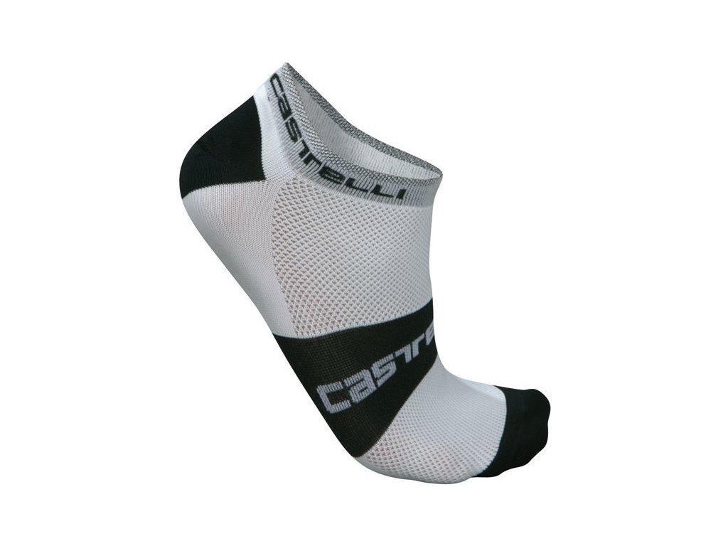 Cyklistické ponožky Castelli Lowboy 4507069-001