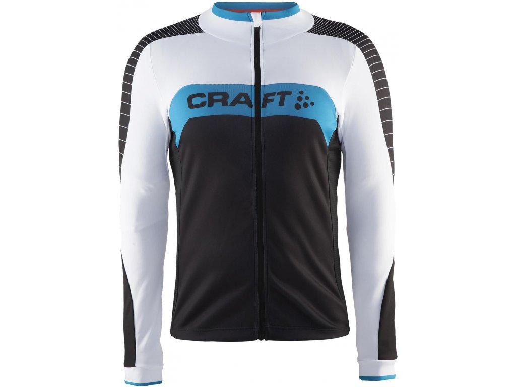Cyklistický dres Craft Gran Fondo Long Sleeve