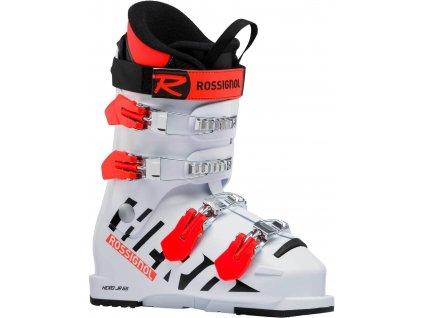 Lyžařské boty Rossignol Hero Jr 65 RBI9090 MP 25 white