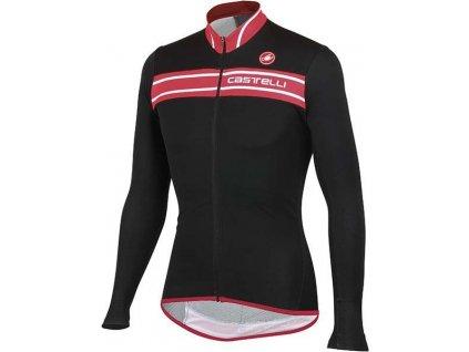 Cyklistický dres Castelli Prologo 3 Long Sleeve