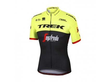 Cyklistický dres Trek Segafredo Pro Team