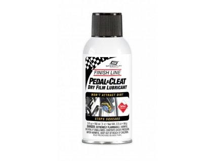 Přípravek Finish Line PEDAL CLEAT LUBRICANT 150ml sprej PCL052901