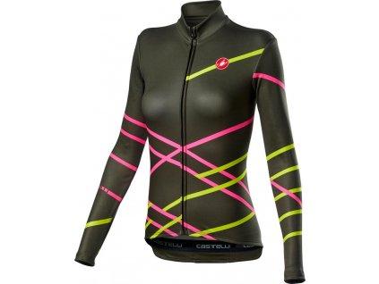 Cyklistický dres Castelli Diagonal 075