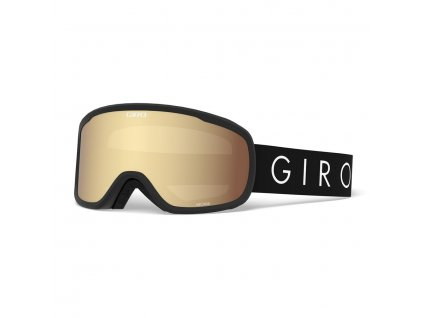 GIRO Moxie Black Core Light Amber Gold Yellow 1
