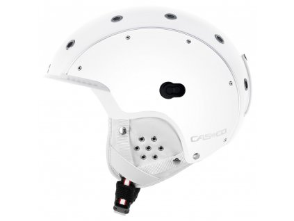 Casco SP3 Airwolf White Side+FX70 Carbonic 1