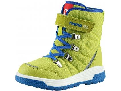 Dětské membránové boty Reima Quicker 1