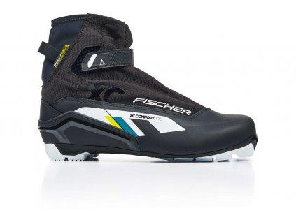 Fischer XC Comfort pro black yellow S20920