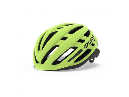cyklistická helma giro agilis yellow 1