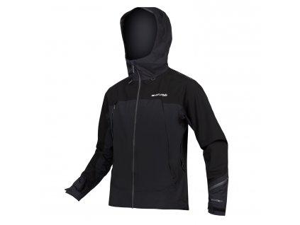 Cyklistická bunda endura MT500 waterfroof jacket II black 1 – kopie