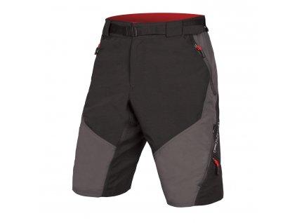 kraťasy endura hummvee shorts II grey 1