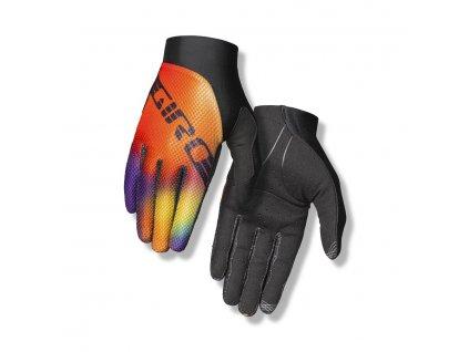 cyklistické rukavice GIRO Trixter Blur