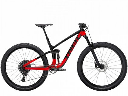 kolo TREK Fuel EX 7 Trek Black Radioactive Red 2021 1