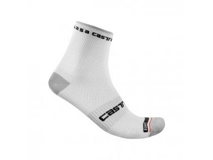 ponožky castelli rosso corsa pro 9 4521027 001