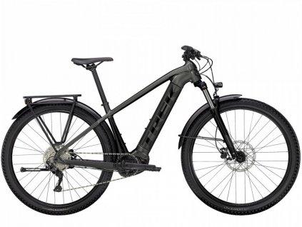 TREK Powerfly Sport 4 Equipped, Lithium Grey Trek Black 2021 1