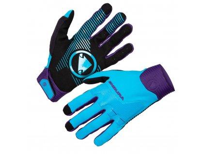 rukavice endura MT500D30 modrá 1
