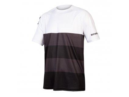dres endura single track core black white 1