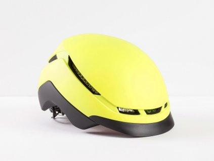 Cyklistická přilba Bontrager Charge WaveCel Radioactive Yellow/Black