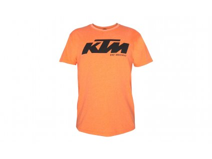 triko KTM Factory Team oranžové