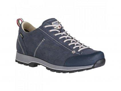 pánské boty dolomite 54 low fg gtx blue navy