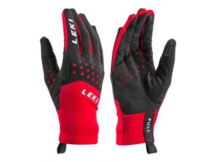 běžkařské rukavice Leki Nordic Race
