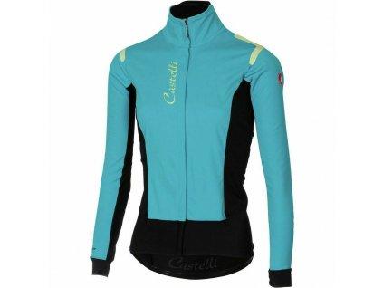 Cyklistická bunda Castelli Alpha Ros W