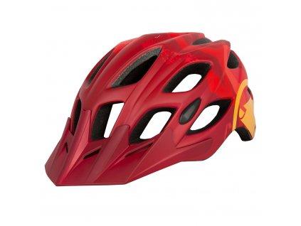 Cyklistická přilba Endura Hummvee Helmet E1505RD