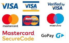Rychlé platby GoPay