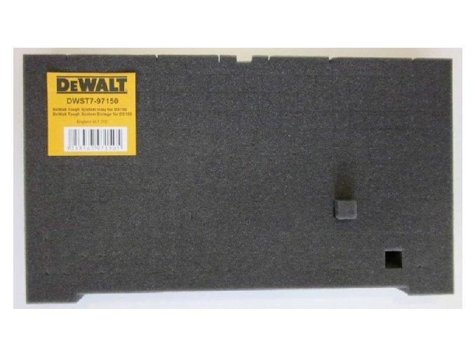 ToughSystem Pěnová vložka DWST7-97150 DeWALT