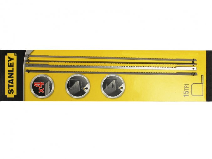 Náhradní plátek pilky 160mm STANLEY 0-15-061