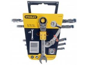 Sada klíčů kloubových STANLEY 4-91-444