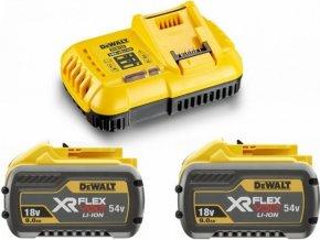 Nabíječka pro baterie FLEXVOLT DCB118X2 DeWALT