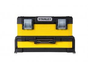 Box na nářadí kovoplastový se zásuvkou STANLEY 1-95-829
