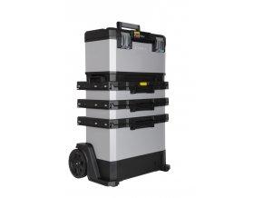 Pojízdný kovoplastový box STANLEY 1-95-622
