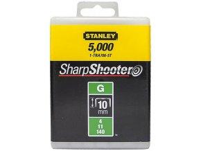 Spony 10mm typ G STANLEY 1-TRA706-5T