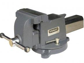 Svěrák dílenský 125mm STANLEY 1-83-067