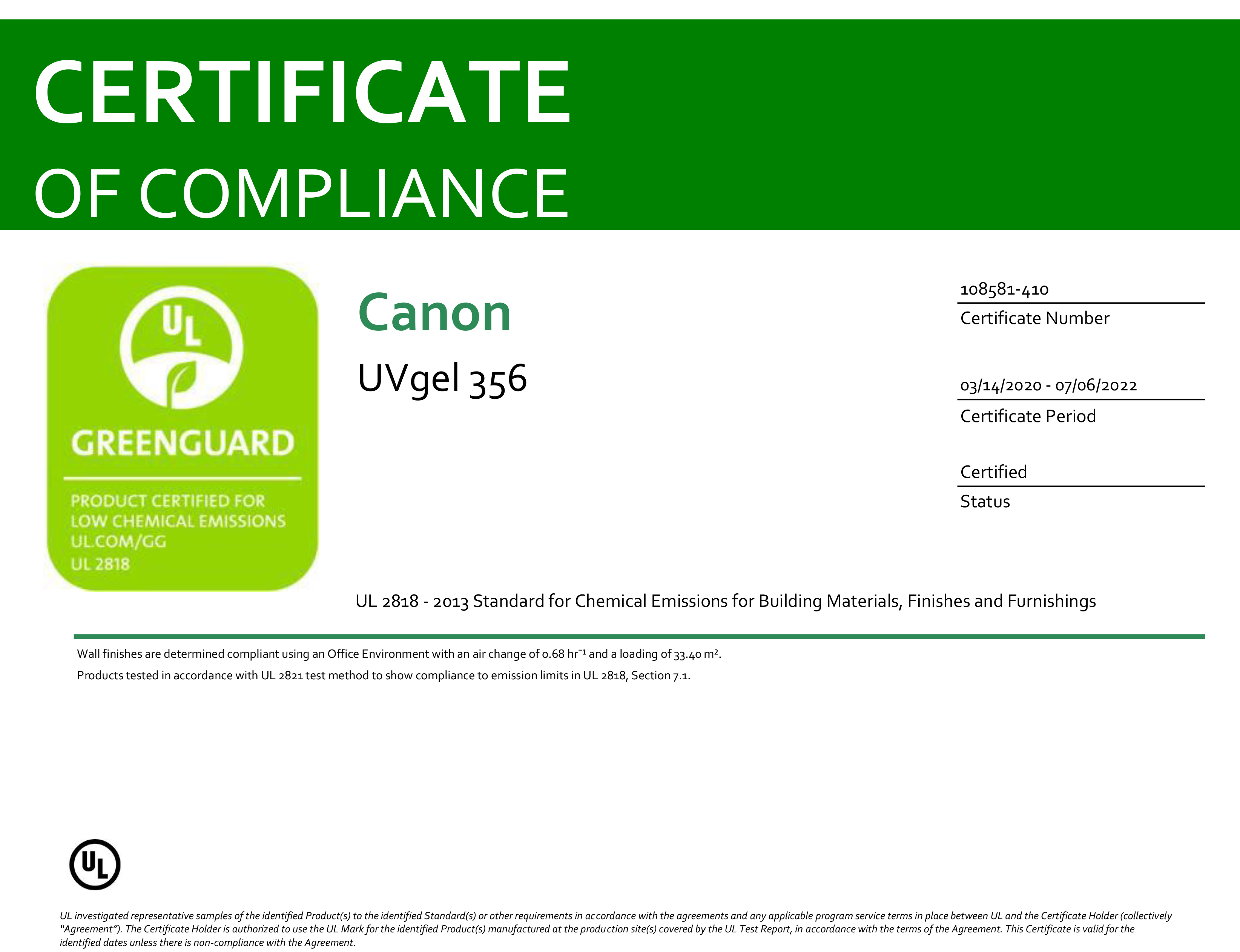 GREENGUARD Certification-1