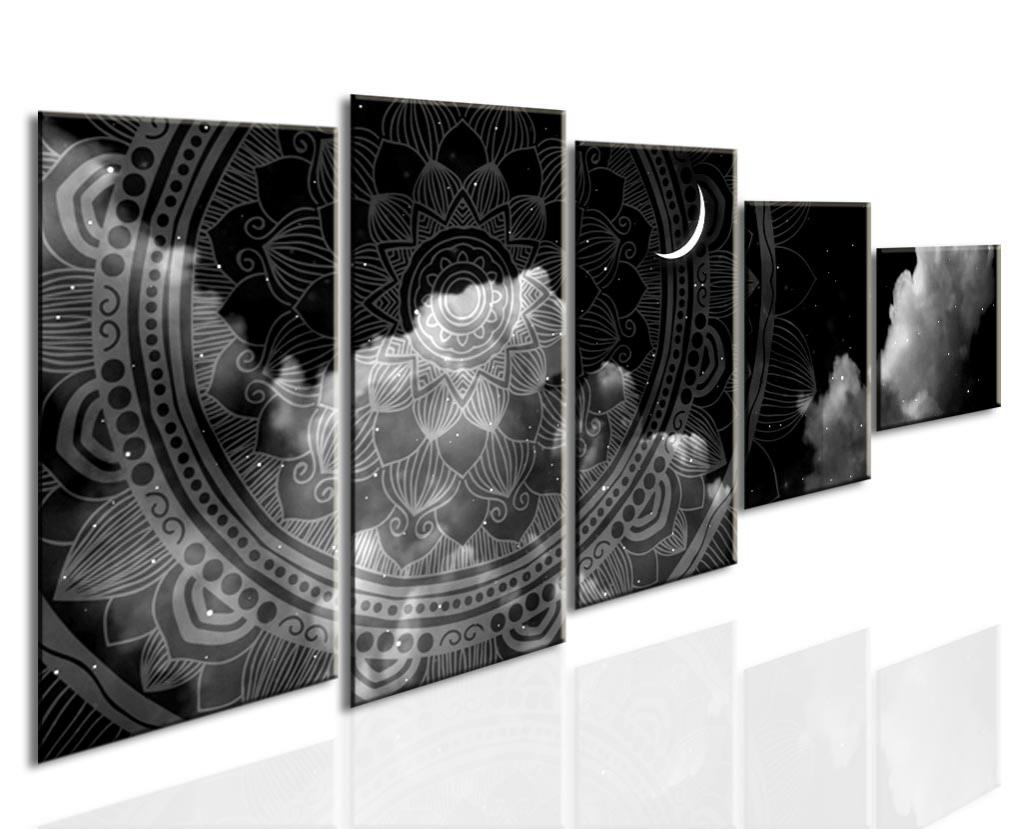 Mandala v říši snů II 200x90 cm