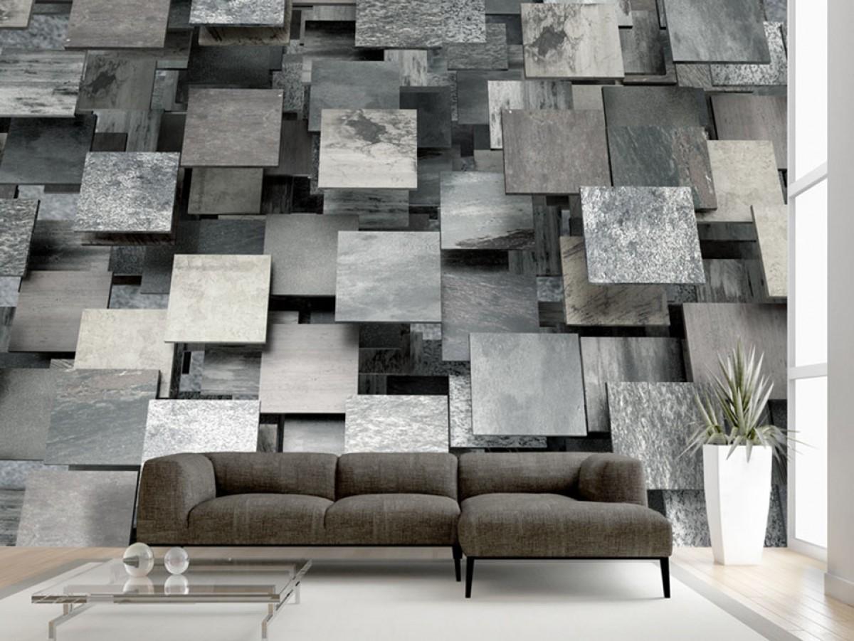 3D tapeta pohyblivá stěna Rozměry (š x v) a Typ: 343x245 cm - samolepící